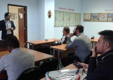 18 апреля в РУДН прошел общеуниверситетский семинар-лекторий