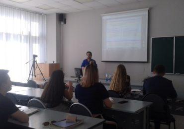 Эксперты «Джоб фор Арабистс» провели серию   мастер-классов по трудоустройству для студентов московских вузов