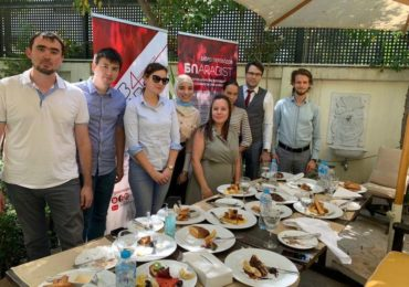 Арабисты встретились в Каире