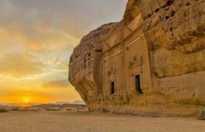 Фильм про Ал-Улу для возобновления туризма