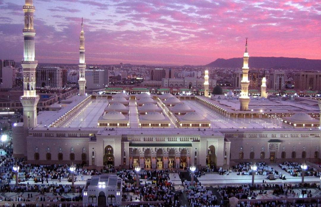 Медина - один из самых «Здоровых городов» мира